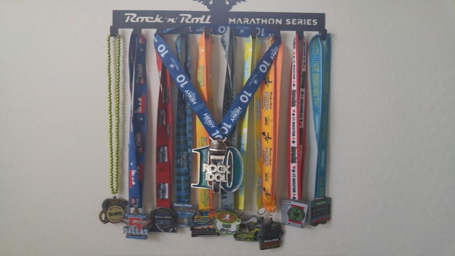 10 Medals